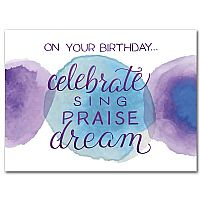 Celebrate Sing Praise Dream