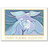 Christ Is Born Alleluia