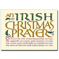 An Irish Christmas Prayer