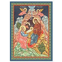 Christmas Nativity Icon