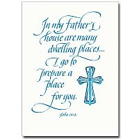 In My Father's House Are Many Dwelling Places