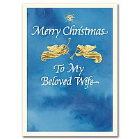 Merry Christmas to My Beloved Wife