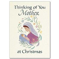 Thinking of you, Mother, at Christmas