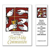 God Bless You On Your First Holy Communion
