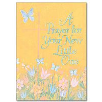 A Prayer for Your New Little One