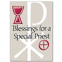 Blessings for a Special Priest