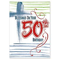 Blessings on Your 50th Birthday!