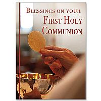Blessings on Your First Holy Communion