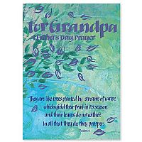 For Grandpa: A Father's Day Prayer