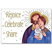 Rejoice Celebrate Share