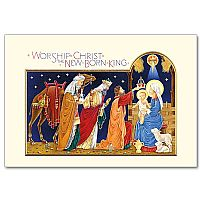 Worship Christ the New Born King