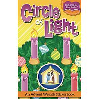Circle of Light! An Advent Wreath Sticker Booklet