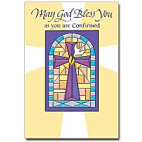 May God Bless You as You Are Confirmed