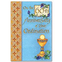 60th Ordination Anniversary