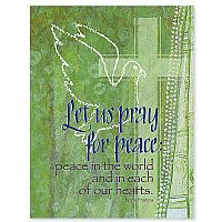 Let Us Pray for Peace