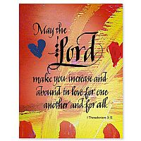 May the Lord Make You Abound in Love