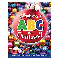 What Do I ABC this Christmas? Booklet