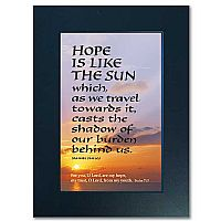 Hope Is Like the Sun