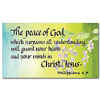 The Peace of God