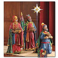 The Real Life Nativity Three Kings