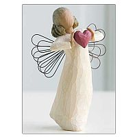 With Love Willow Tree Angel