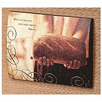 Daily Bread Wall Plaque