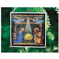 Basilica Nativity Mural Ornament