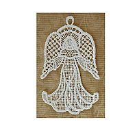 Rejoice - Macrame Ornament