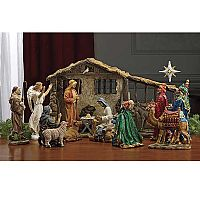 The Real Life Nativity Complete Set