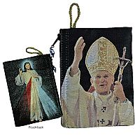 Divine Mercy/Blessed Pope John Paul II