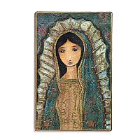 Virgin of Guadalupe Wall Art