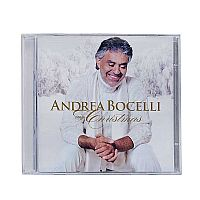 My Christmas Andrea Bocelli CD