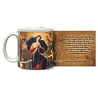 Mary, Undoer of Knots Prayer Mug