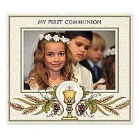 My First Communion Frame