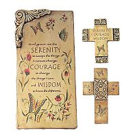 Serenity Prayer Inspirational Wall Arrangement