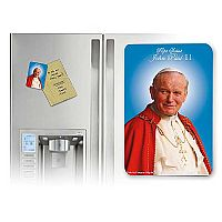 Pope John Paul II Official Portrait Magnet