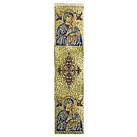 Perpetual Help Tapestry Bookmark