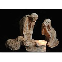 5 Piece Joyous Nativity