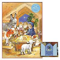 Baby Jesus Advent Calendar