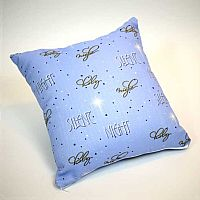 Silent Night Pillow Cover Design 2