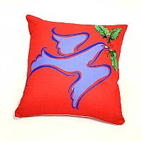 Peace Group Pillow Cover Design 1