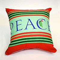 Peace Group Pillow Cover Design 2