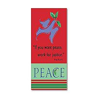 Peace Group Wall Banner Design 1