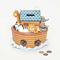 Noah's Ark Children's Bank