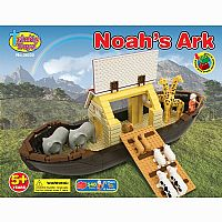 Noah's Ark Building Block Set