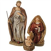"8"" Holy Family Figurines"