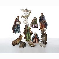 Nativity Figurine Set