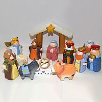 Child's 1st Nativity Set