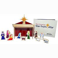 Star From Afar Nativity