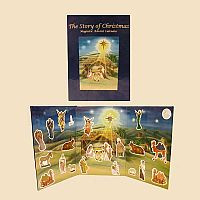 """The Story of Christmas"" Magnetic Book"